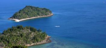Australia. Whitsundays. Islands. Australia, Whitsundays. South Mole Island Stock Photography