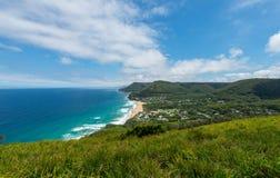 Australia Wollongong beach Royalty Free Stock Photos