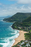 Australia Wollongong beach Royalty Free Stock Image