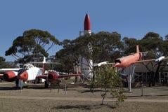 Australia, Woomera, parque del misil fotos de archivo