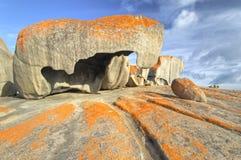 australia wybitne skał fotografia stock