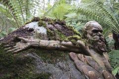 Australian aborigine, Australia Stock Photo
