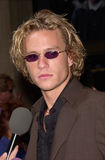 Heath Ledger Stock Photo