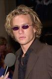 Heath Ledger Stock Photo