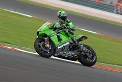 Australian Anthony West Kawasaki Racing 2007 Polin Stock Photography