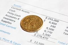 Australian Assets Royalty Free Stock Photos