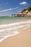 Australian Beach Stock Photo