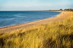 Australian beach - Frankston - Melbourne Royalty Free Stock Photography