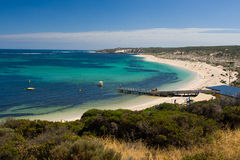 Australian Beach Scene Royalty Free Stock Image