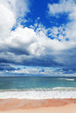 Australian Beach in Southern NSW Royalty Free Stock Photography