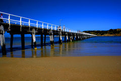 Australian beaches Royalty Free Stock Image