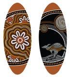 Australian boomerang vector. Royalty Free Stock Photography