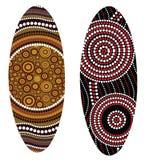 Australian boomerang vector. Stock Photography