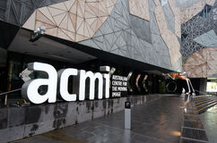Australian Centre for the Moving Image ACMI - Melbourne Stock Images