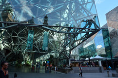 Australian Centre for the Moving Image ACMI - Melbourne Royalty Free Stock Image