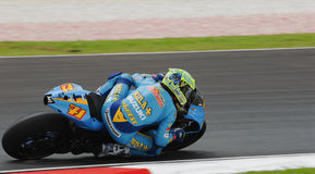 Australian Chris Vermeulen Rizla Suzuki 2007 Polin Stock Photography