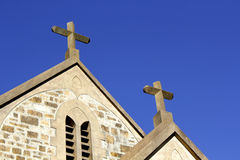Australian Church Stock Photo