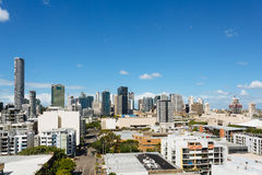 Australian city during the day Stock Image