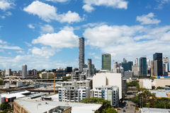Australian city during the day Royalty Free Stock Image