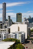 Australian city during the day Royalty Free Stock Photo