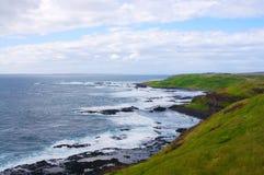 Australian coast Stock Photo