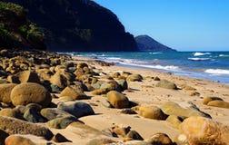 Australian coast Stock Image