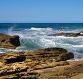 Australian coast Royalty Free Stock Photos