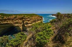 The Australian coast. Stock Photography