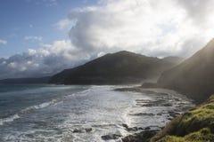 Australian coast of the Great Ocean Road. Australia Stock Images