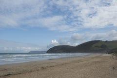 Australian coast of the Great Ocean Road. Australia Royalty Free Stock Photo