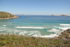 Australian Coast In Wilsons Promontory National Park Stock Image