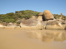 Free Australian Coast In Wilsons Promontory National Park Stock Photography - 70633402