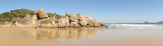Free Australian Coast In Wilsons Promontory National Park Royalty Free Stock Images - 70633659