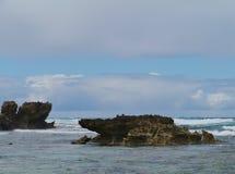 An Australian coastal landscape Stock Images