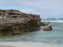 An Australian coastal landscape Royalty Free Stock Photos