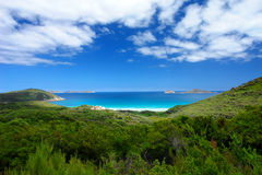 Australian Coastline Royalty Free Stock Photography