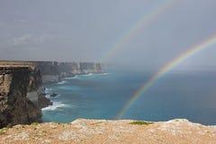 Australian coastline. Royalty Free Stock Photos