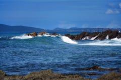Australian Coastline Forster Royalty Free Stock Photos