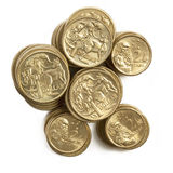 Australian Coins Stock Images