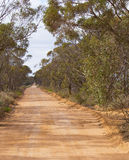 Australian Country Bush Track. Stock Image