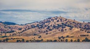 Australian countryside landscape Stock Photo