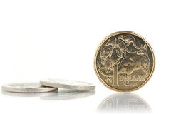 Australian currency. Royalty Free Stock Photo