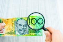 Australian currency Stock Photos