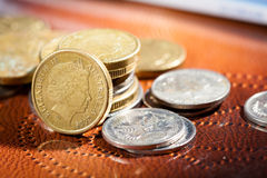 The Australian currency Royalty Free Stock Image
