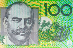 Australian currency Royalty Free Stock Images