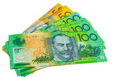 Australian currency Royalty Free Stock Image