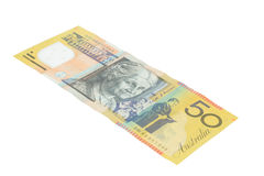 Australian Currency Royalty Free Stock Photography