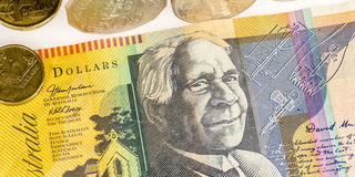 Australian Currency Stock Images