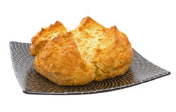 Australian Damper Loaf Stock Photography