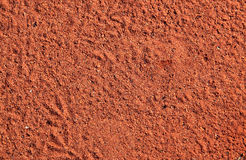 Australian desert sand texture Royalty Free Stock Photos